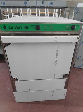 lavavasos 40*40 industrial