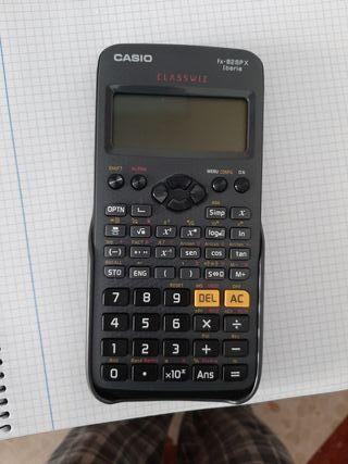 Calculadora fx-82 SP X Iberia para selectividad