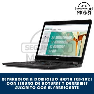 PORTATIL DELL LATITUDE E7270 I5 6300U