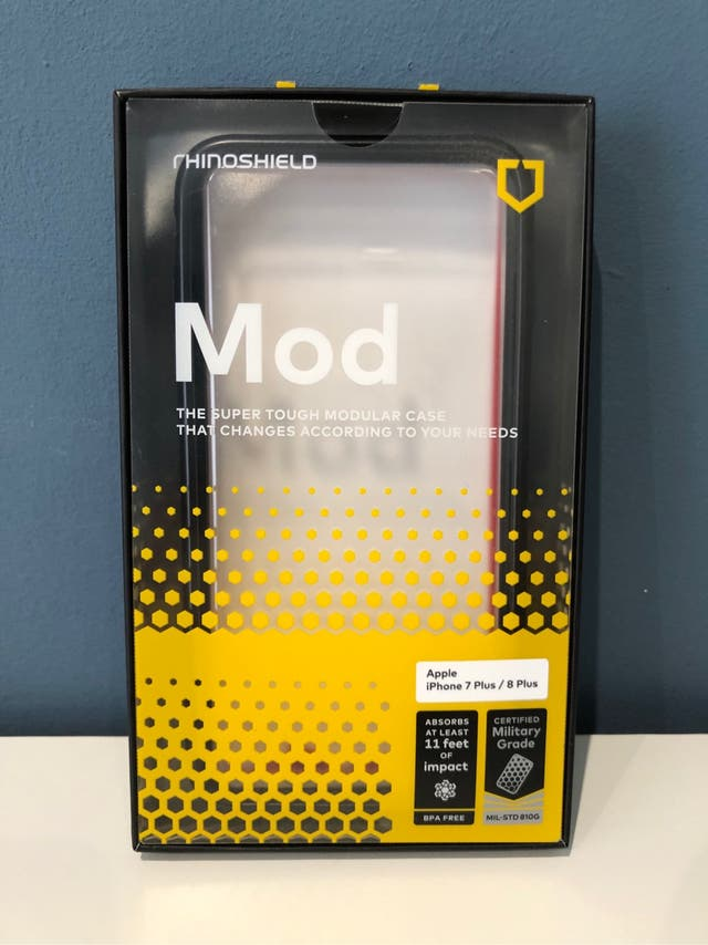 Funda Mod para iPhone 8 Plus de Rhinoshield
