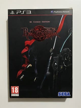 Bayonetta Climax Edition - Ps3