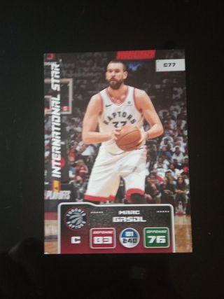 Marc Gasol NBA. internacional Star. c77