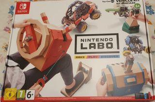 Nintendo Switch Labo ( Juego incluido)
