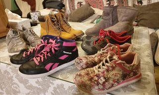 Zapatos y zapatillas 36