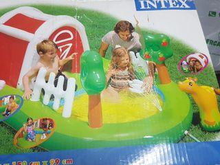piscina hinchable niños