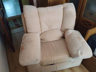 sofas de 2 y 1 plaza