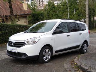 Dacia Lodgy 1.5DCI 110cv, 2014, 6750€ TODO INCLUIDO!