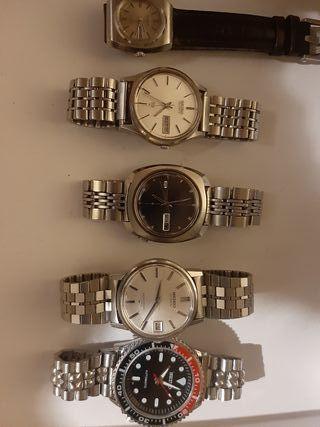 lote reloj seiko