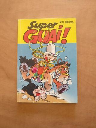 Super Guai! Núm. 14