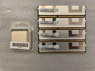 Pack procesador xeon + ram 64gb de ram ddr3