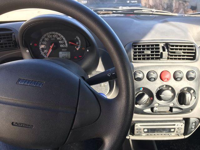 Fiat Seicento 1.1 - Distintivo Ambiental B (DGT)