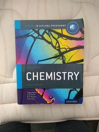 Libro Química IB Oxford
