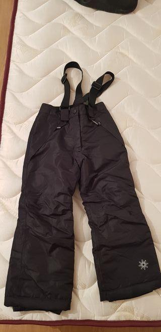 Pantalón para nieve de niña