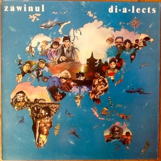 """ZAWINUL """"DIALECTS"""" LP"""
