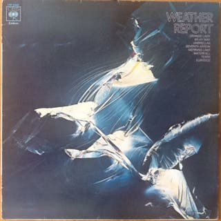 "WEATHER REPORT ""WEATHER REPORT"" LP"