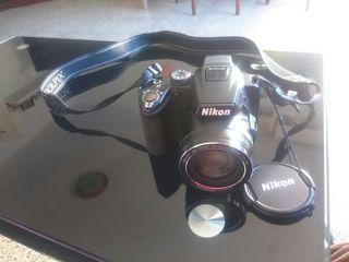 Cámara Nikon p500