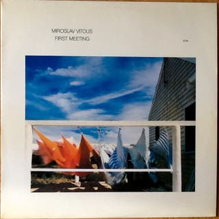 """MIROSLAV VITOUS """"FIRST MEETING"""" LP"""