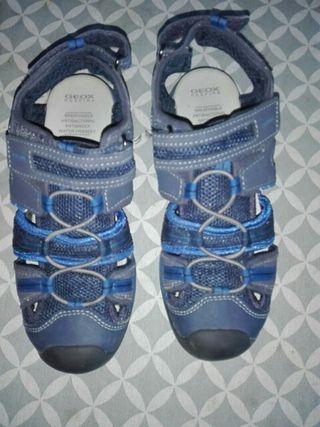 sandalias treking nuevas