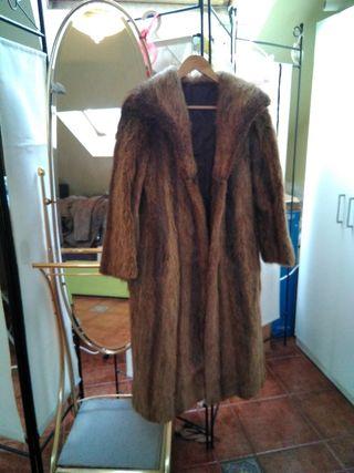 abrigo de nutria