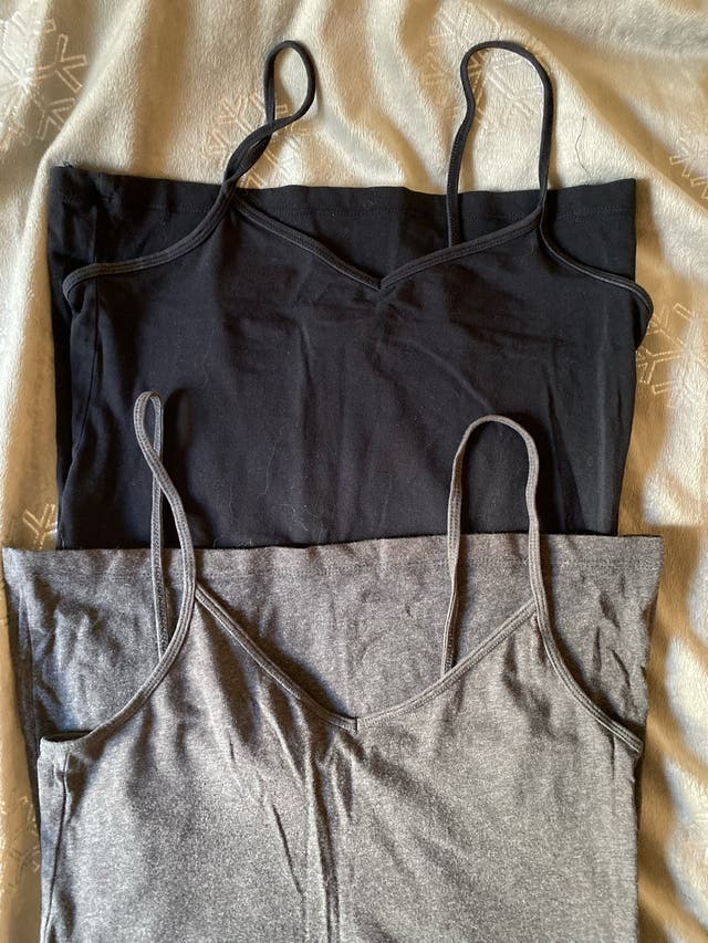 Camiseta básica tirantes ( pack 2)