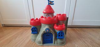 Castillo medieval jueguete niños