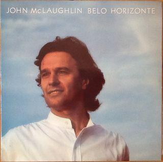 "JOHN McLAUGHLIN ""BELO HORIZONTE"" LP"