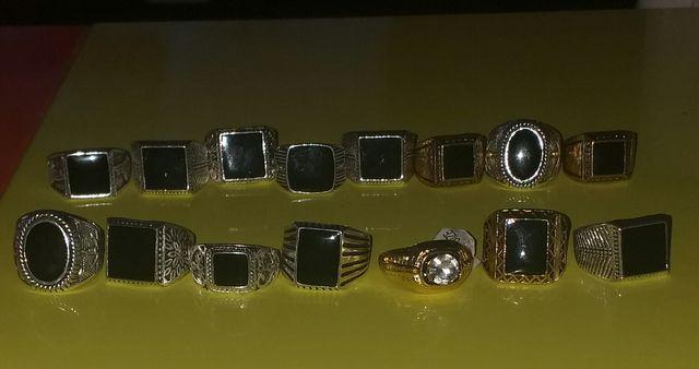 anillos sellos para hombre