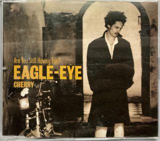 CD Eagle-Eye Cherry Are you still having fun?