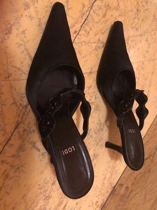 Zapatos negros LODI de señora número 40