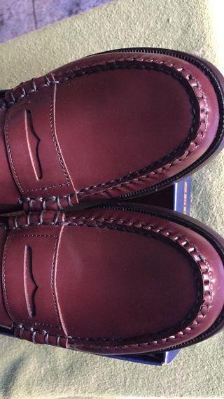 Zapatos Marca Sebago ( tiene un defecto de cosido)