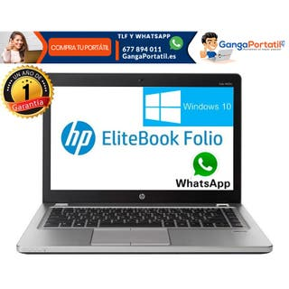 Portátil Hp UltraBook EliteBook Folio 9480m, i5 /