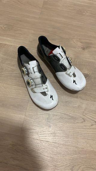 Zapatillas ciclismo specialized s-works 6 talla 41