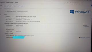 """Portatil 15.6"""" i7 SDD FullHD IPS"""