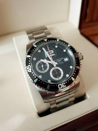 Longines HydroConquest Chronograph reloj
