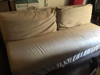Sofá cama sin estrenar