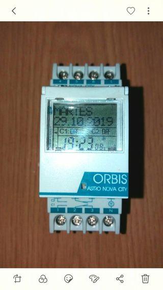 Reloj Temporizado Digital