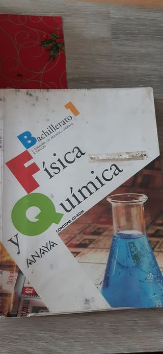 LIBRO 1º BACHILLERATO ANAYA