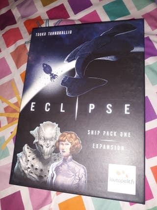 Eclipse +expansiones..