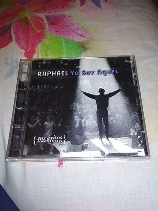 cd Raphael Yo soy aquel