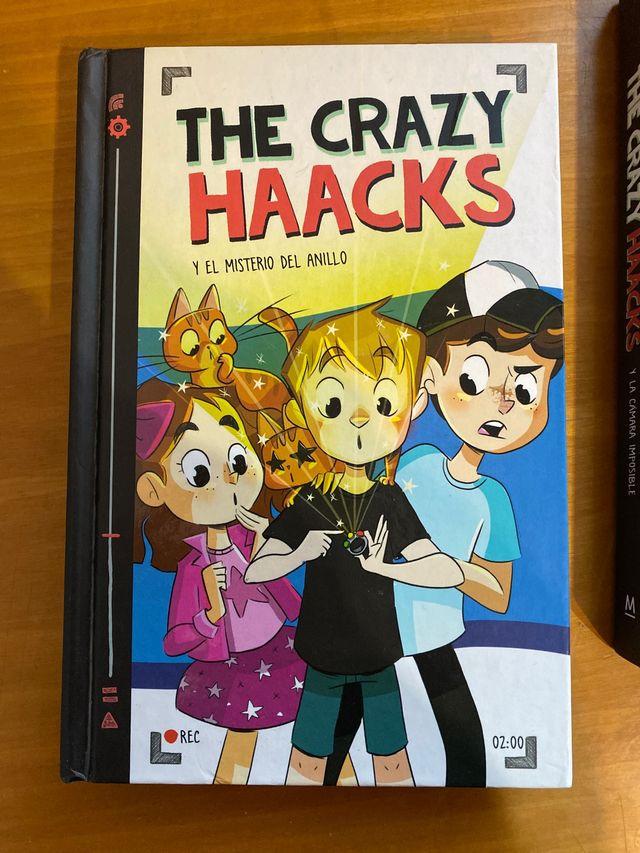 Libros The Crazy Haacks