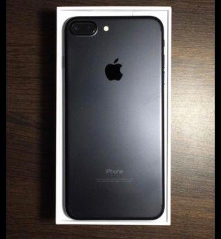 Iphone 7 plus (perfecto estado)