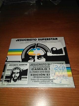 2CD Camilo Sesto, Jesucristo Superstar precintado