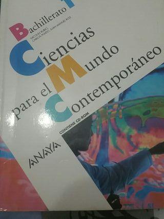 Bachillerato 1...Ciencias para el mundo contemporá