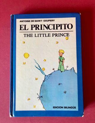 Libro El Principito ... Bilingüe