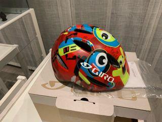 Infantil Giro Scamp Casco