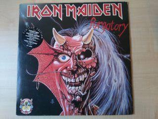 Vinilo Iron Maiden - Purgatory/Maiden Japan