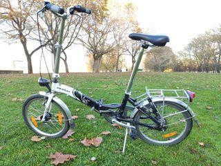 """Bici plegable 20"""" passat OPORTUNIDAD!!"""