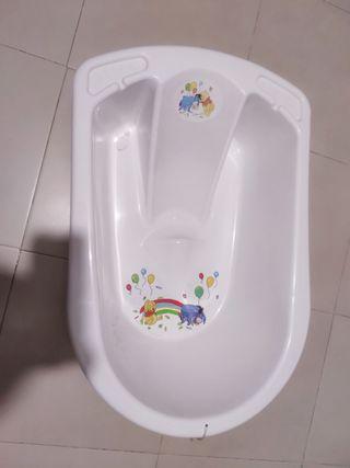 bañera grande de bebés