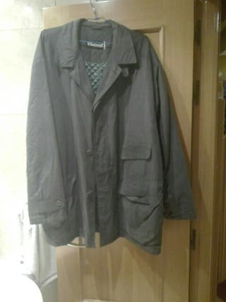 chaqueton xxl, tipo barbour