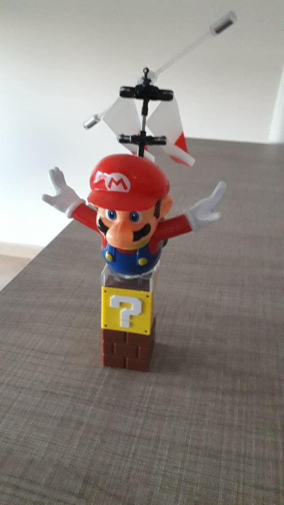 Volador Super Mario